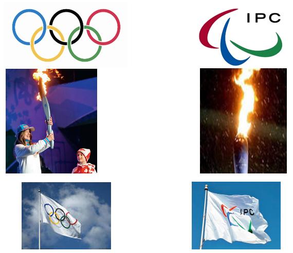 символика летних видов спорта